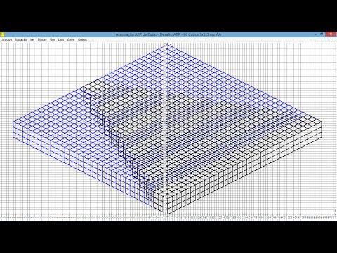 Associação ARP de Cubo - Desafio ARP - 66 Cubos 3x3x3 em AA (0,48segundo/imagem - Vídeo1)