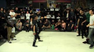 Soul II Soul Bboys VS Suicide Kings : PRELIMS : Double Docious 2014 (Official Event Footage)