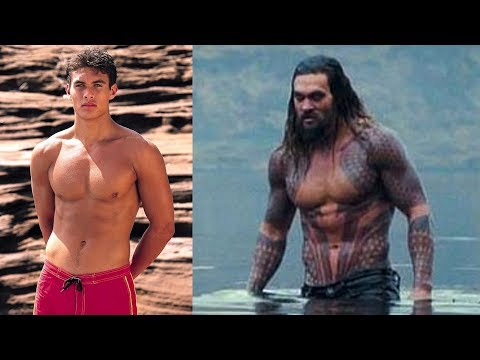 Download Youtube: Jason Momoa Body Transformation from Baywatch to Aquaman