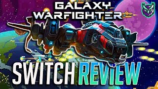 Galaxy Warfighter Switch Review-RETRO Shooter (Video Game Video Review)