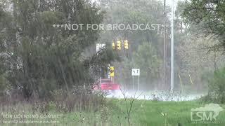 10-20-18 Belding, MI Hailstorm