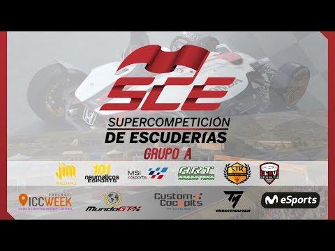 GT Sport #SCE MundoGT - Grupo A Carrera 1/6 - Dragon Trail
