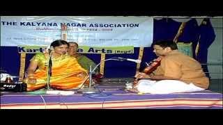 Charulatha Mani - Kartik Fine Arts Concert  2008