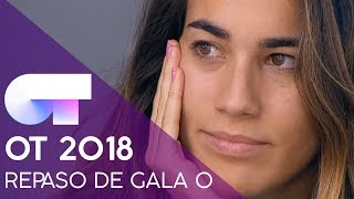 PRIMER REPASO DE GALA | GALA 0 | OT 2018