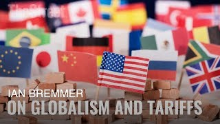 Ian Bremmer on Globalism, Trump's Trade Tariffs & the Tech War Between the U.S. and China