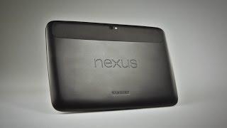 видео Обзор планшета Nexus 10 от Google