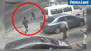 Difunden video de policías involucrados en robos y secuestros