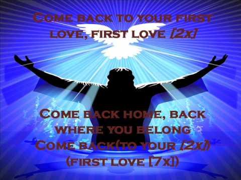 Kirk Franklin - First Love with lyrics
