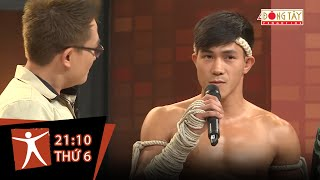 thu thach 4  giai ma co the  tap 12 full hd thi giac  26082016