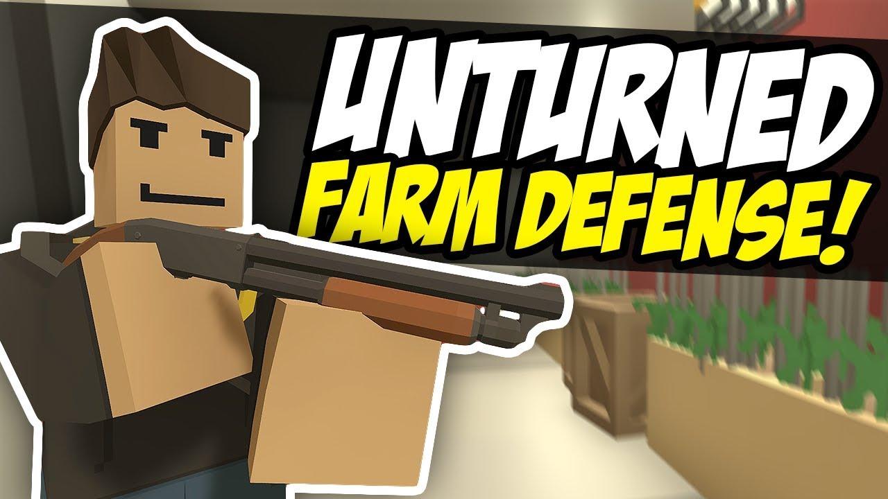 Berry Farm Defense Unturned Dealers Rp Swat Inbound