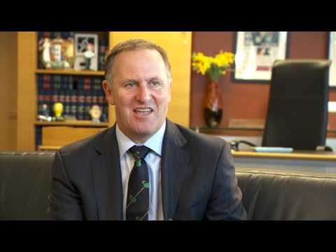Interview with New Zealand Prime Minister John Key