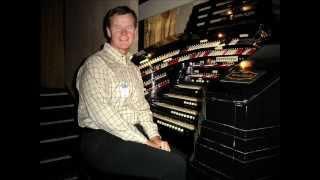 George Gershwin - Rhapsody in Blue (Llewellyn Williams, Organ Stop Pizza)