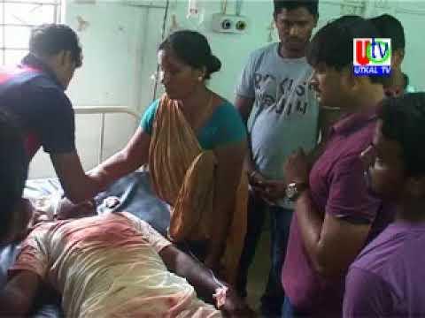 07 07 2018 UTV News Two Groups Class Under Golanthara PS 8 Injured