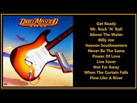 Darrell Mansfield - Get Ready  (full Album)