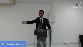 Exposição Bíblica em 2Samuel 9.1-13 (Parte 2) - Christopher Vicente