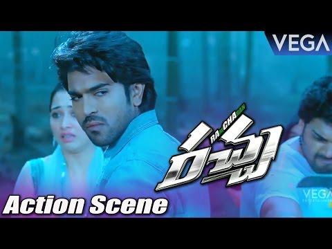 Racha Movie Action Scene || Ram Charan,...