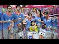 Toys R Us  phoenix marketcity  Bengaluru India, TOYS HUNT Barbie Doll House : Kyrascope Toy Reviews