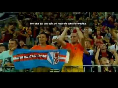 Gol Sergi Roberto Lechia Gdansk 2 vs FC Barcelona 2 Neymar debut amistoso Friendly Match 07.30.2013 Videos De Viajes