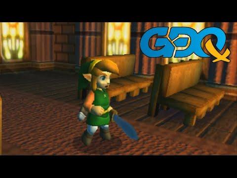 The Legend of Zelda: A Link Between Worlds by TheLegendofZaheer in 1:25:23 - GDQx2018