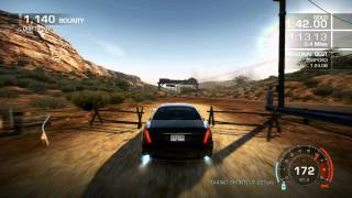 "NFS Hot Pursuit 2010 ""Sidewinder"" World Record 
