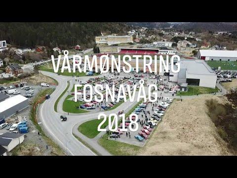 Vårmønstring i Fosnavåg 2018