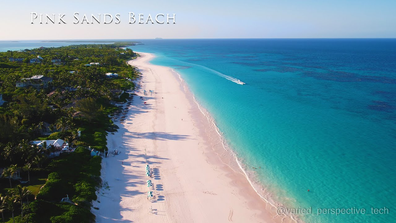 Harbour Island Bahamas Pink Sands