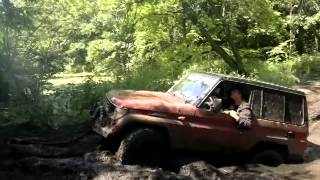 Toyota Land Cruiser Lj 70