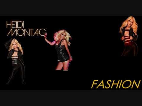 Fashion - Heidi Montag