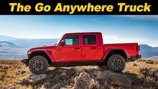 2020 Jeep Gladiator - The Truck That Rock Crawls