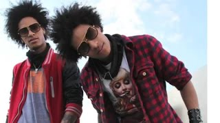 les twins dancing to rihanna