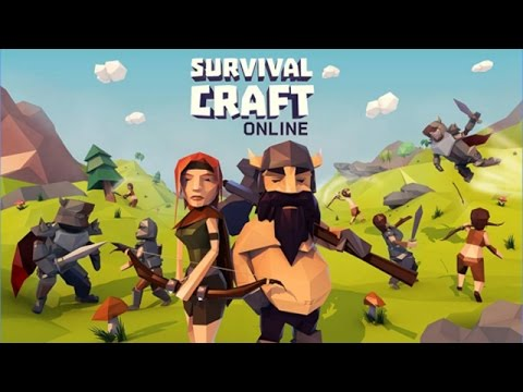 Survival Craft Online Android Gameplay (HD)