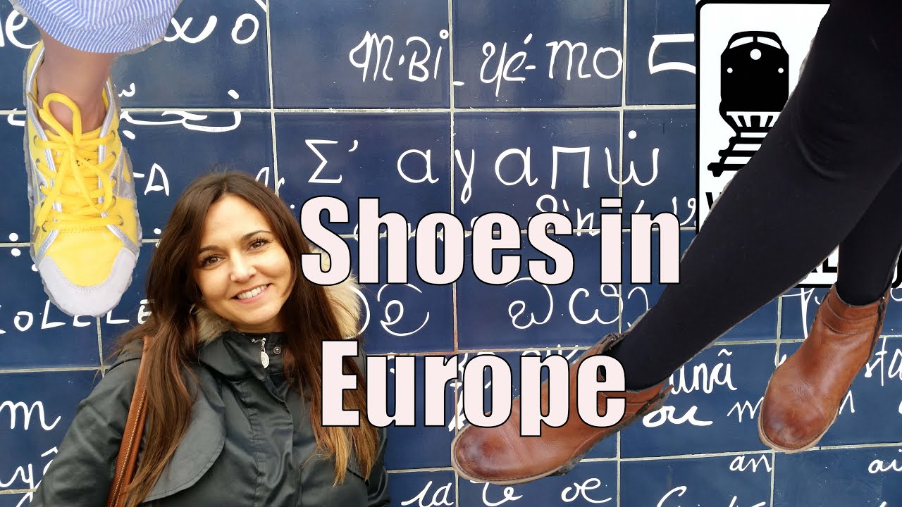 253b435fe9 What Shoes to Take to Europe - 5 Rules for the Right Shoes. Wolters World