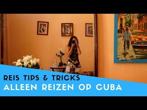 5 tips voor soloreizigers op Cuba