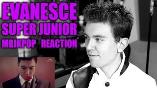 Super Junior Evanesce Reaction / Review - MRJKPOP ( 슈퍼주니어 백일몽 )