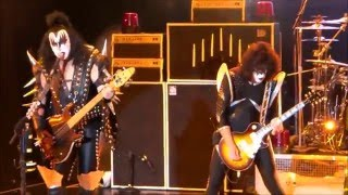 """Kiss Kruise V - 2nd Indoor Show 2015 """"no full show"""""""