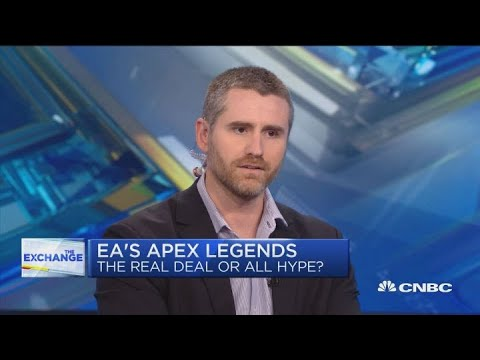 Why this expert says EA's Apex Legends might be overhyped