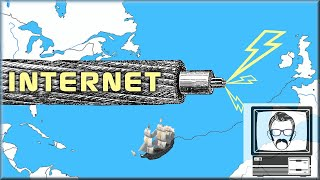 Download How the Internet Crossed the Sea | Nostalgia Nerd Mp3 and Videos