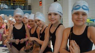 Первенство Спортивной школы №3 по синхронному плаванию(24.04.2018)