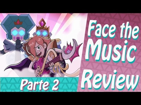 Star vs las fuerzas del mal | Face the Music | Temporada 2 Capitulo 21 | Review (Parte 2)