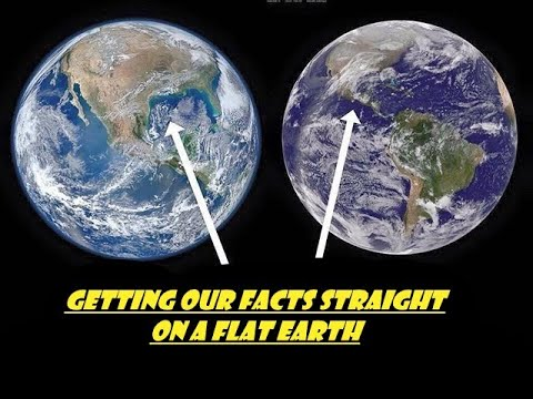 Getting Our Facts Straight on a Flat Earth thumbnail