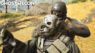 Ghost Recon Breakpoint STEALTH SNIPER VS 2 WOLF COMPOUNDS! Ghost Recon Breakpoint Free Roam