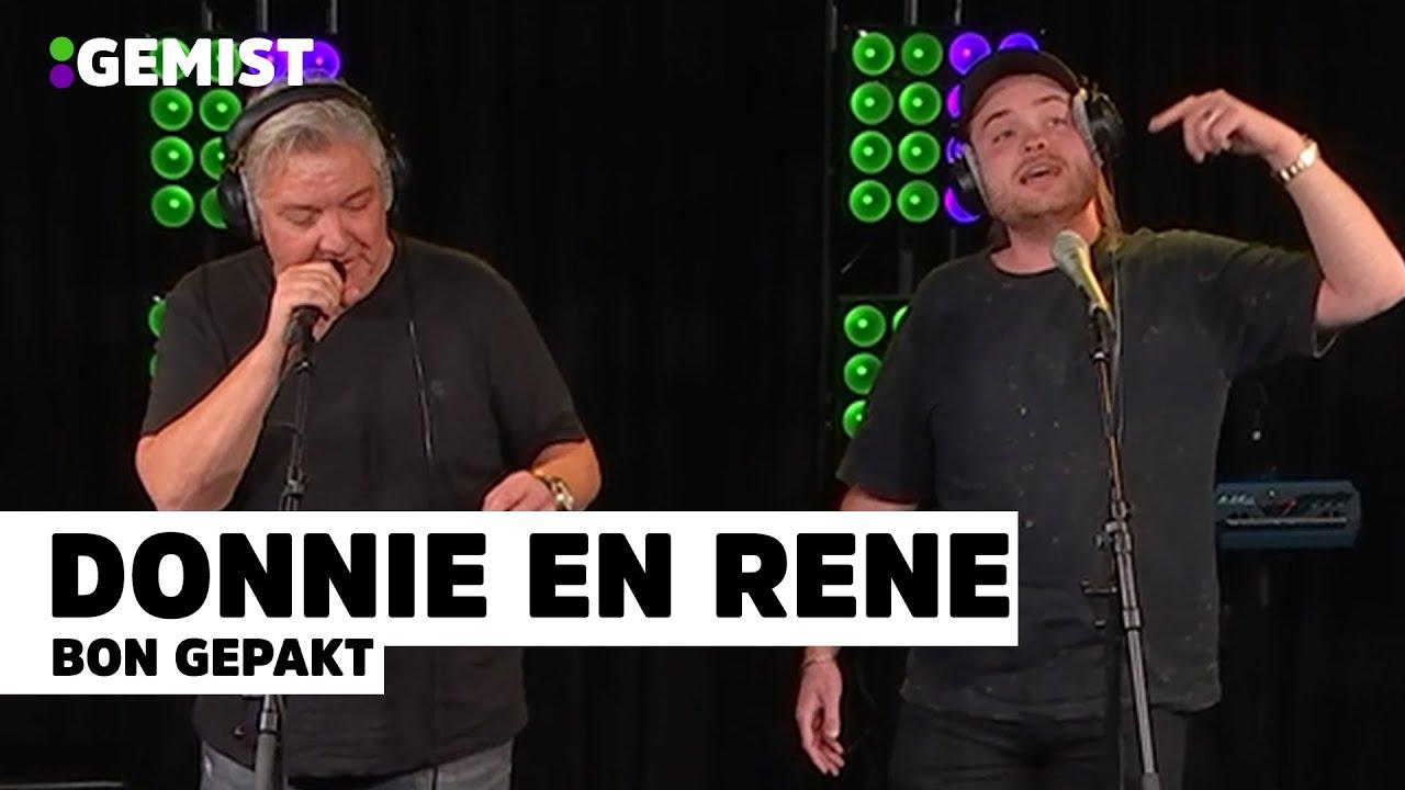 Download Donnie & René Froger - Bon Gepakt | Live Bij 538