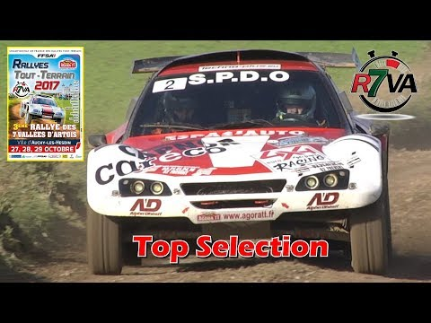Rallye 7 Vallees Artois 2017 - Top Selection