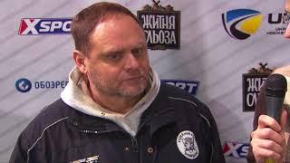 """Константин Буценко - о том, что в матче """"Кременчуга"""" с """"Белым Барсом"""" кто-то должен был победить"""