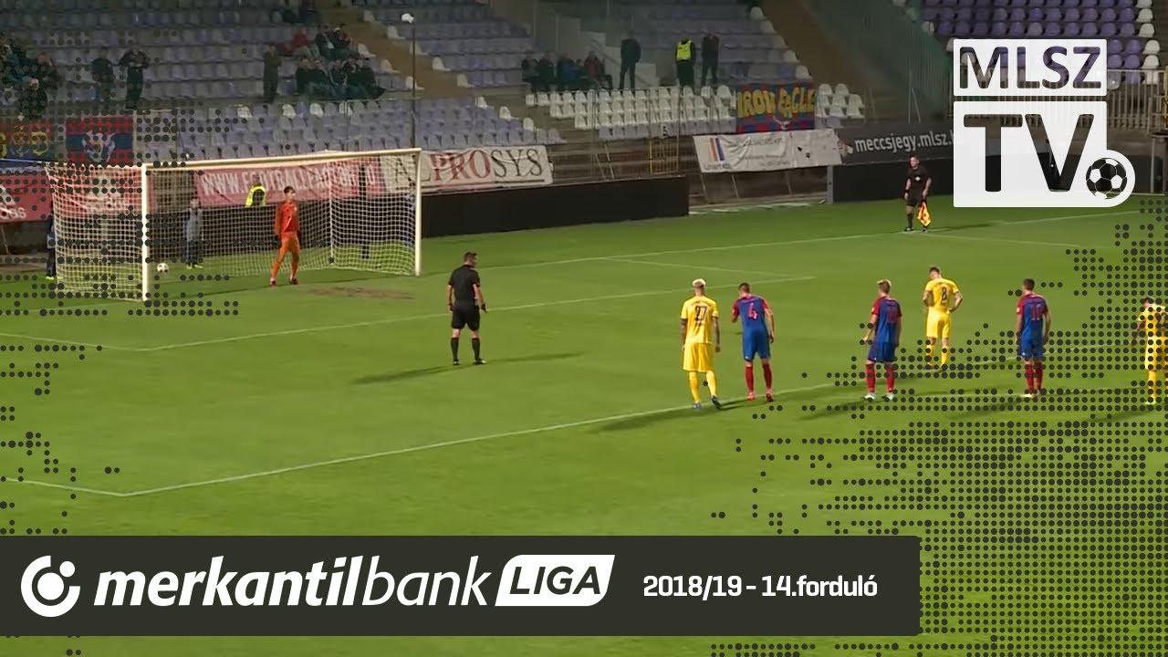 Vasas FC - Gyirmót FC Győr | 0-4 (0-1) | Merkantil Bank Liga NB II.| 14. forduló |