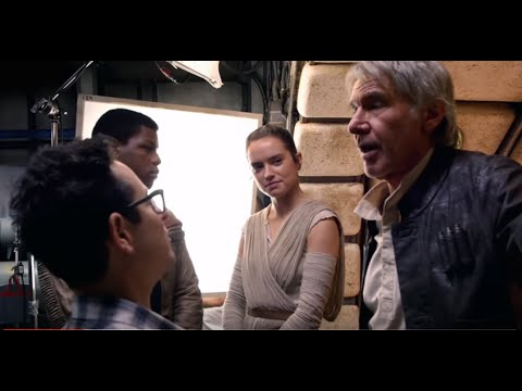Star Wars - The Force Awakens - Behind the Scenes - All Featurettes