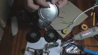 Ремонт наушников Philips SHP2500. Хардкорный провод! Доведение до ума не очень надежных наушников.