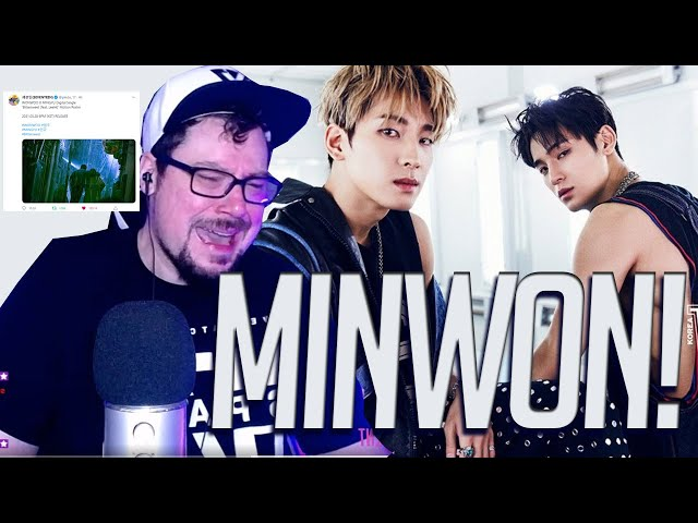 Mikey Reacts to WONWOO X MINGYU Digital Single 'Bittersweet (feat. LeeHi)' Motion Poster - Twitter
