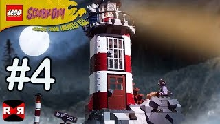 LEGO Scooby-Doo Escape from Haunted Isle - All Treasure Location Walkthrough Part 4