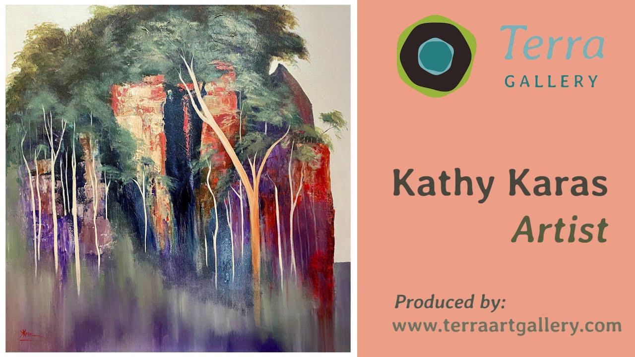 Kathy Karas - Meet theTerra Resident Artists